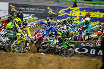 Monster Energy Supercross will bring adrenaline to San Diego this 2020