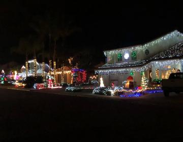 Get amazed by the light of these Christmas neighborhoods in San Diego