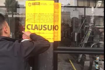 Ayuntamiento clausura otra vez a Cervecería Insurgente