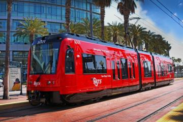 Trolley in San Ysidro will stop operating temporarily