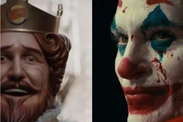 Comercial de Burger King se burla de Mcdonalds y del Joker