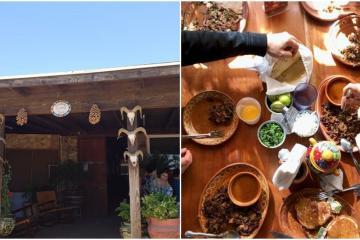La mujer que prepara el mejor desayuno del mundo está en Baja...
