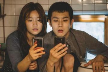 Parásitos es la primera película coreana en ser nominada a Los Oscar