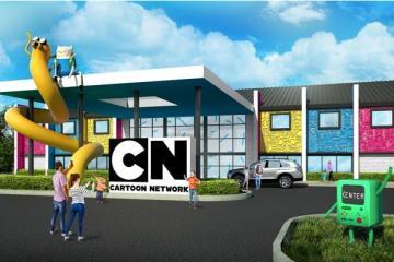 Ya abrió el hotel inspirado en caricaturas de Cartoon Network