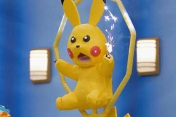 Chefs muestran a su mejor Pokémon en concurso pastelero