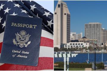 Tramita tu pasaporte americano este fin de semana en San Diego