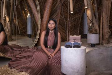 Yalitza Aparacio se presentará en Harvard como conferencista