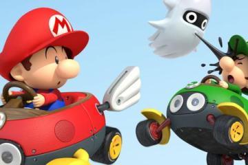 Nintendo anunció su próxima competencia oficial de Mario Kart 8...