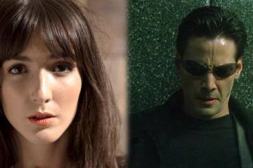 Actriz mexicana será parte Matrix 4