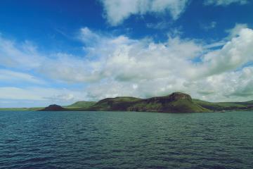 Isla en Irlanda ofrece vivienda y comida gratis para dos personas