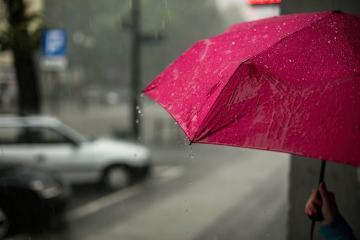 Tijuana inicia la semana con lluvias
