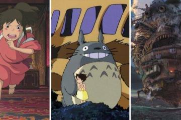 Netflix subirá 21 películas de Studio Ghibli en febrero