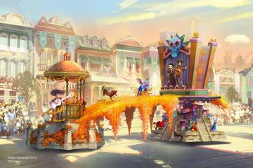 Magic Happens: El nuevo desfile de Disneyland donde aparece la...