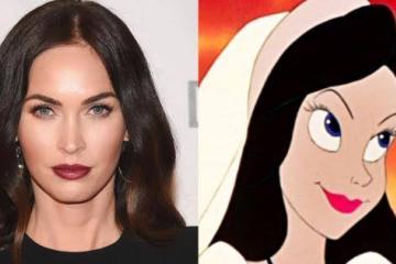 ¿Te imaginas a Megan Fox como Úrsula en La Sirenita?