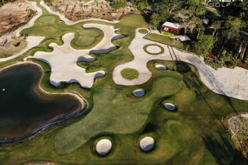 Wellness Golf Chablé a Marvel of Sustainable Architecture