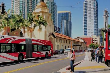 Trolley de San Diego tendrá salidas cada 7.5 minutos