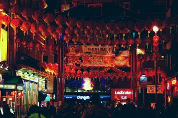 Cecut celebra el Año Nuevo Chino