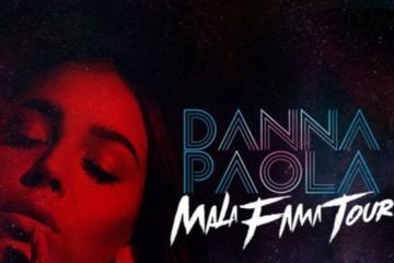 "Danna Paola traerá su ""Mala Fama Tour"" a Tijuana"