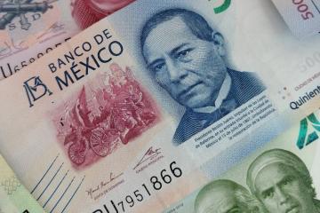 Uno de los billetes más bonitos del mundo es de México