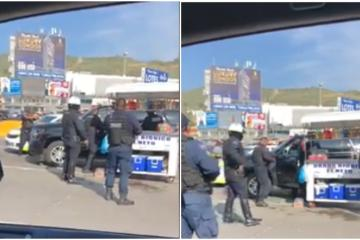 VIDEO: Persecución policiaca termina en Garita de San Ysidro
