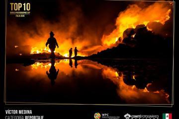 Bajacaliforniano está en el Top 10 de la Copa Mundial de Fotografía