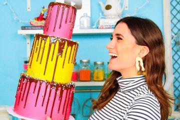 Youtuber tijuanense abre pastelería donde puedes decorar tu pastel