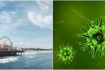 Coronavirus: Se confirma un tercer caso en California