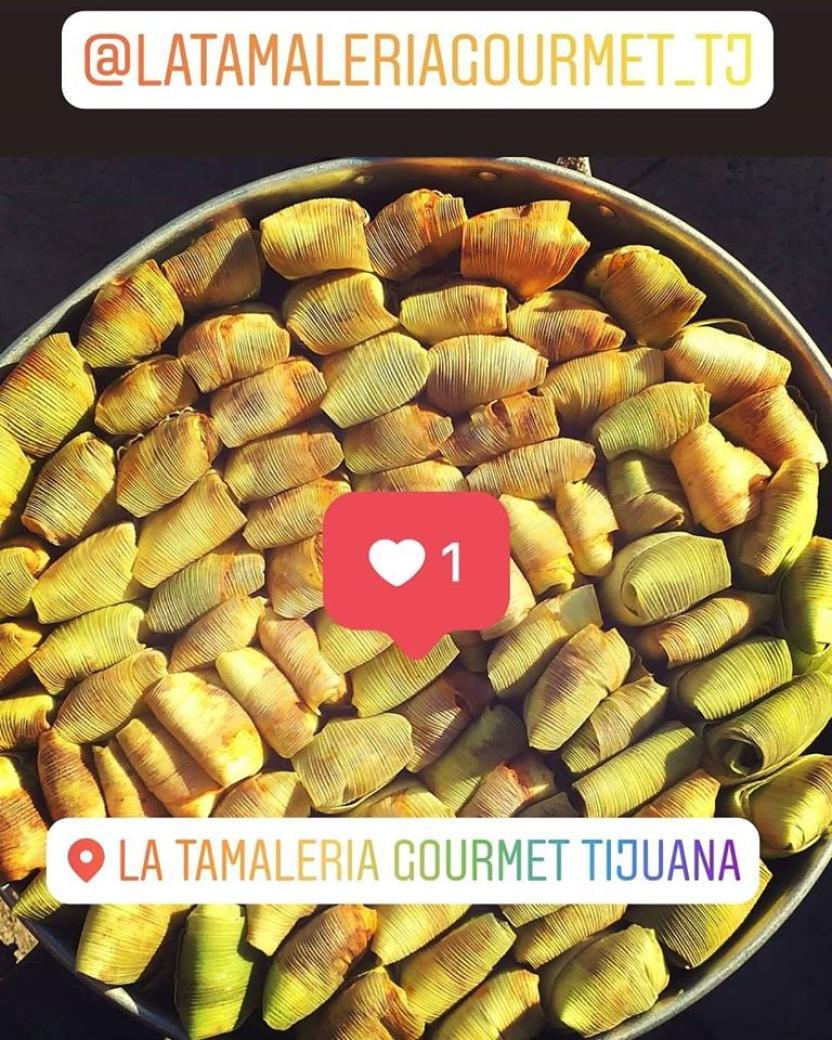Facebook La Tamaleria Gourmet Tijuana
