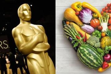 Los premios Óscar ofreceran menú completamente vegano