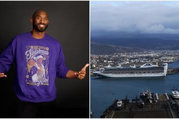 La vez que Kobe Bryant visitó Ensenada