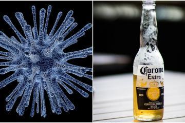 Gente cree que la cerveza Corona está relacionada con el coronavirus