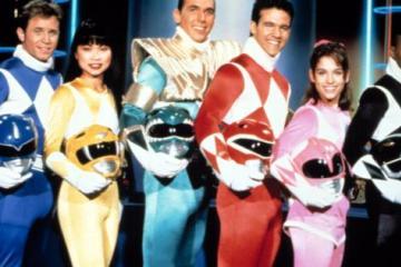 Power Rangers visitarán México en marzo