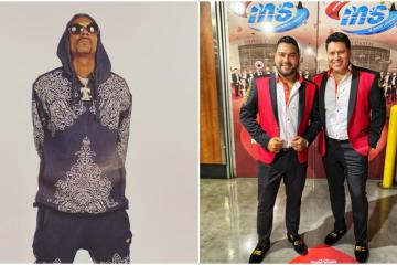 Snoop Dogg y Banda MS tocarán juntos en California