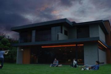 Fan de Parásitos recrean la casa en juego Los Sims 4