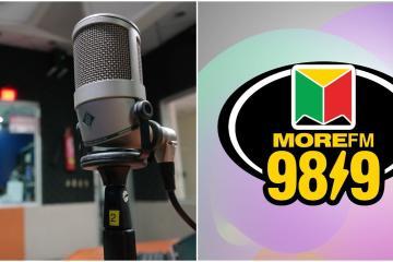 More FM Rompe el Silencio con su nueva programación