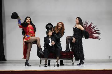 En febrero búrlate del amor con este show de burlesque en Tijuana