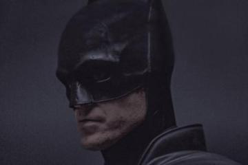 Revelan fotos del traje completo de Batman