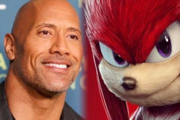 La Roca podría formar parte de Sonic La Película