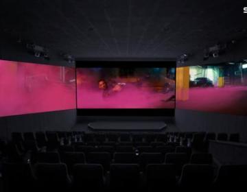 Screen X: La nueva pantalla de 270° de Cinépolis