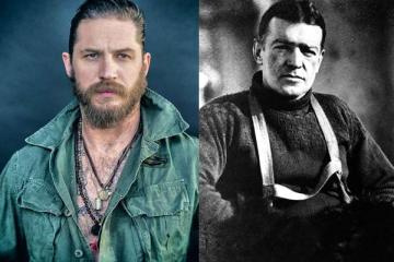 Tom Hardy interpretará al explorador polar Shackleton en su nueva...