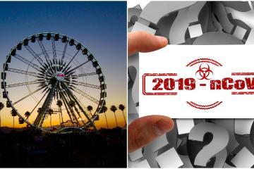 Coronavirus podría afectar a festivales como Coachella