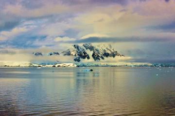 Los efectos del cambio climático descubrieron una nueva isla en la...