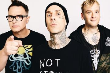 Festival brings Blink 182 for the first time to Tijuana