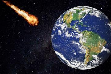 Asteroide pasará cerca de la Tierra en abril