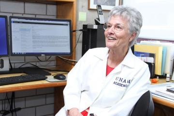 Científica de la UNAM, primera latinoamericana en recibir premio...