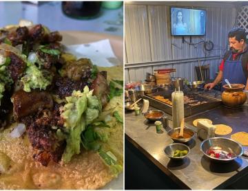 Taco de tripa dorada es la joya gastronómica de Tijuana