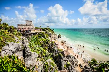 Tulum is named one of the best natural destinations in the world!