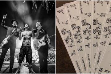 Festival que trae a Blink 182 a Tijuana inicia preventa de boletos