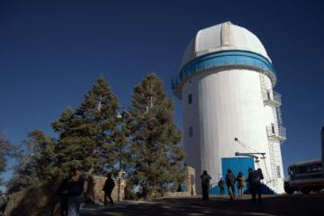 Observatorio de San Pedro Mártir permanecerá cerrado por coronavirus