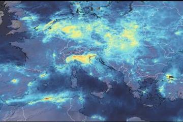 Contaminación ambiental ha disminuido tras brote de coronavirus